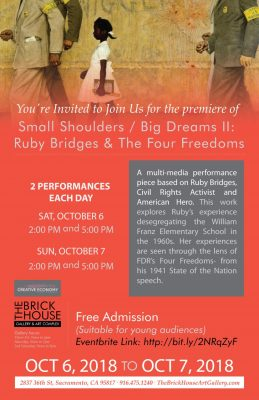 Small Shoulders/Big Dreams II: Ruby Bridges and Th...