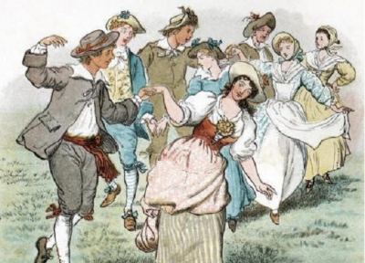 New English Country Dance