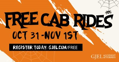 Drink and Alive Free Cab Ride Program