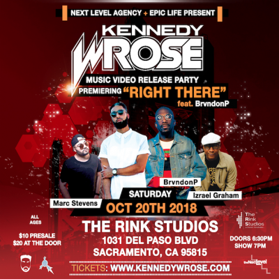 Kennedy Wrose Video Release Party