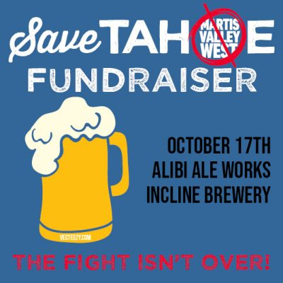 Save Tahoe Fundraiser