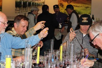 Blend with the Winemaker