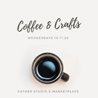 Coffee and Crafts