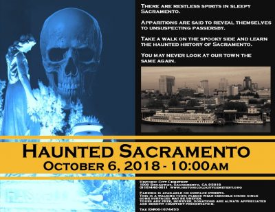 Haunted Sacramento