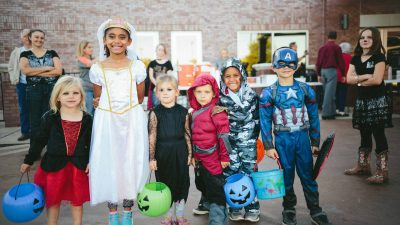 Grade Potential Tutoring Halloween Costume Recycling Drive
