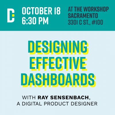 Designing Effective Dashboards Workshop