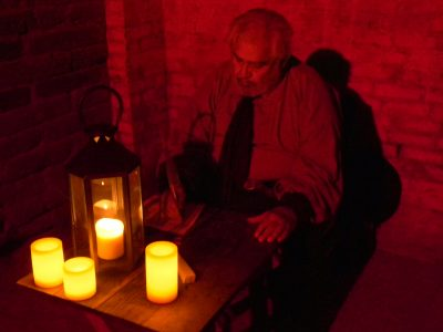 Ghost Tours: Mayhem in the Museum