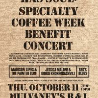 Sacramento Has Soul: Specialty Coffee Week Benefit Concert