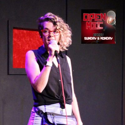 Stand-Up Open Mic (Postponed)
