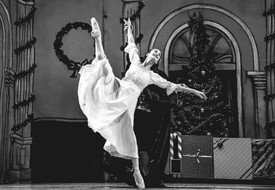 Christmas Angels and The Nutcracker