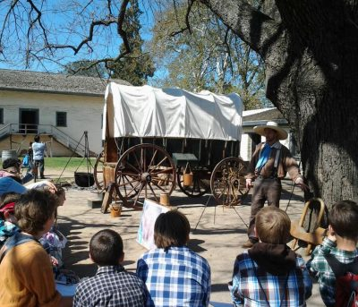 Hands on History: The Donner Party and Westward Migration