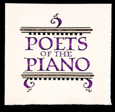 Nathan Carterette: Poets of the Piano