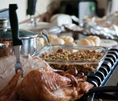Thanksgiving Dinner at Pannell Community Center