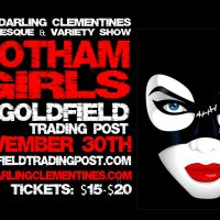 The Darling Clementines presents Gotham Girls