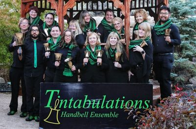 Tintabulations Handbell Ensemble presents Oh Wait! It's Christmas