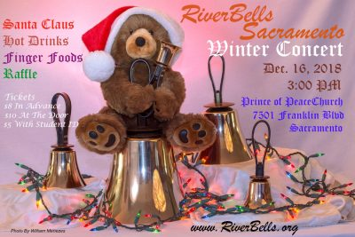 RiverBells Sacramento Winter Concert