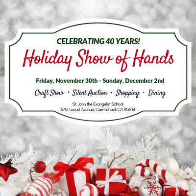 Holiday Show of Hands Craft Fair