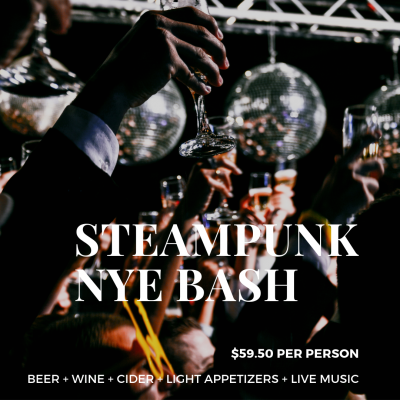 Steampunk NYE Bash