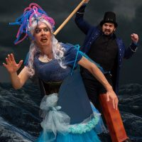 Moby Dick the Panto
