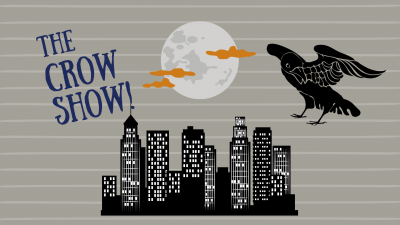 The Crow Show: Crow Walk and Talk