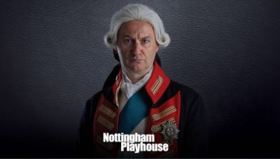 The Madness Of King George III: National Theatre Live!