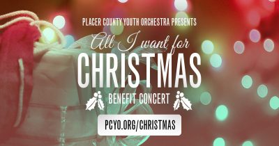 All I Want for Christmas Benefit Concert