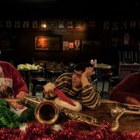 The Holiday Hangover Show with City of Trees Brass Band