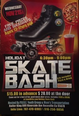 Holiday Skate Bash