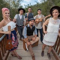 Las Cafeteras and Villalobos Brothers