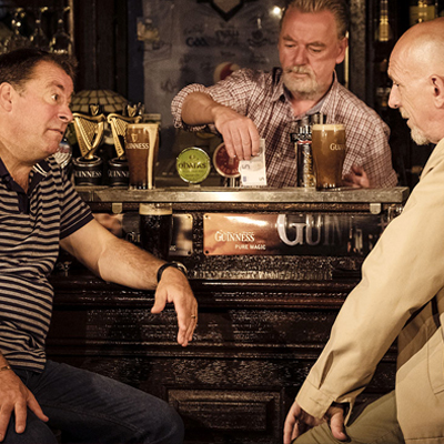 Abbey Theatre: Two Pints by Roddy Doyle (Sold Out)