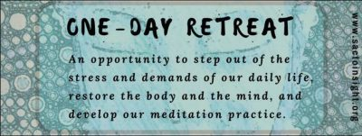 Gratitude and Forgiveness Meditation Retreat