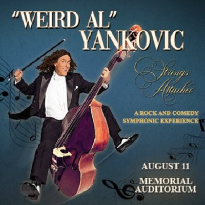 Weird Al Yankovic: Strings Attached Tour