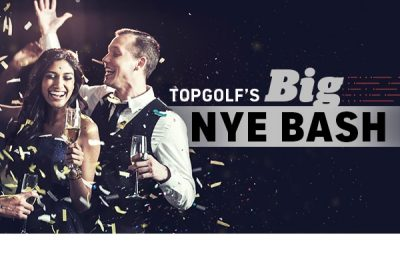 Topgolf New Year's Eve Party