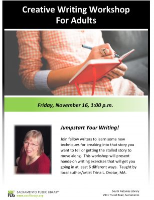 Jumpstart Your Writing