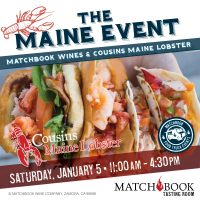 The Maine Event at Matchbook Wine