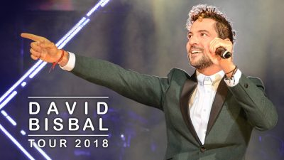 David Bisbal: Tour USA 2019
