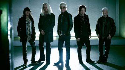 REO Speedwagon and Warrant