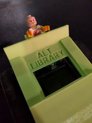 Alt Library Broke A$$ Holidays