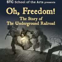 Oh Freedom! The Story of the Underground Railroad