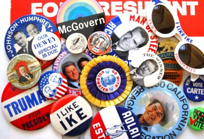 Political and Pop Culture Collectibles Show