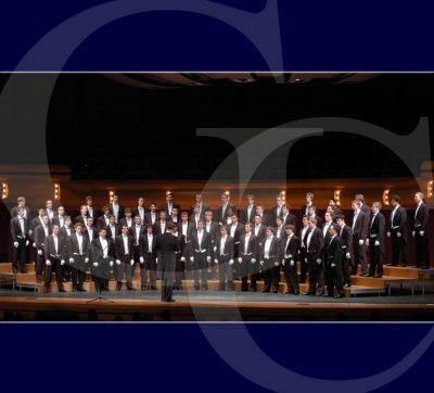 The Notre Dame Men's Glee Club