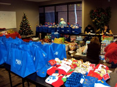 United Way's Foster Youth Holiday Gift and Stock...