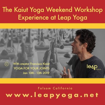 The Kaiut Yoga Weekend Workshop Experience