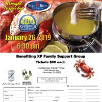 Land and Sea Tri-tip and Crab Fundraiser