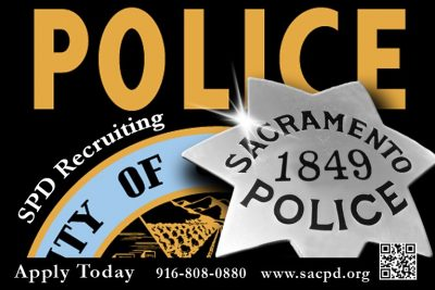 Police Recruiting: #SacPD Strong Bootcamp Wednesday