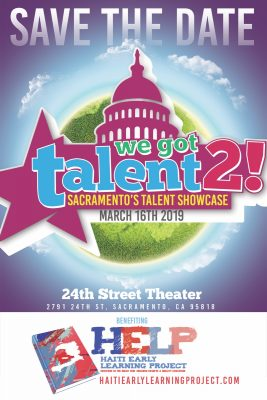 We Got Talent 2: Sacramento's Talent Showcase