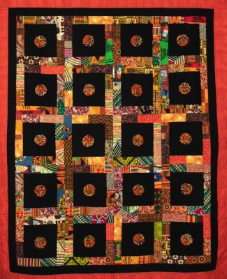 The Colorful Souls of the Sister's Quilting Coll...