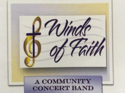 Winds of Faith: Christmas Concert (Town and Country Lutheran)