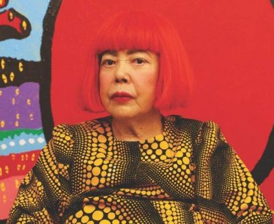 Movies on the Verge Presents Kusama Infinity