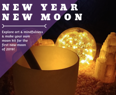 New Year, New Moon: Make Your Own Moon Kit